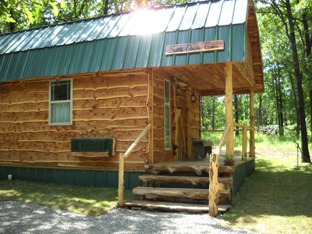 Settle Down Cabin